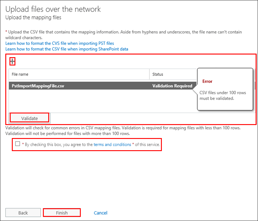 Upload Multiple PST Files to Office 365 Account : Simple